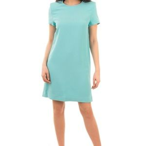 New €700 GIANLUCA CAPANNOLO Tiffany Color Dress